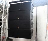 Dreiwegelautsprecher-Kasten-Systems-passive Zeile Reihe Doppel12inch 1000W