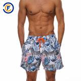 De Volledige Raad Korte Swimwear van de Mensen van de Taille oeko-Tex Polyester Gevormde