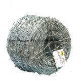 높은 안전 담을%s 무거운 아연 코팅 PVC 가시철사