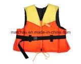 Спасательный жилет для спортов воды с светом и свистком