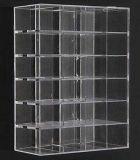 Présentoir acrylique en plastique clair de mémoire d'étage de la Chine