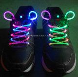Silicone infantil acende a rolha de cordão LED