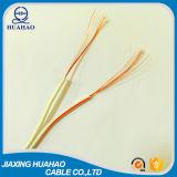 2X0.75mm2 2X1.0mm2 2X1.5mm2 2X2.0mm2 2X2.5mm2 300 / 500V 50 / 60Hz Белый параллельного Твин плоской проволоки / Акустический кабель / провод звонка