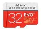 Venta al por mayor capacidad de la Fábrica Real de U3 Evo Plus 16GB 32 GB de 64GB 128 GB 256 GB 512GB 1TB de memoria SD MMC Card Tarjeta de memoria Micro SD para HD cámara de 4K.