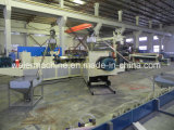 Belüftung-breiter Fußboden-Leder-/Matten-Produktionszweig