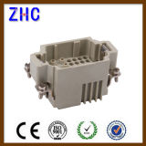 Série da HK do preço de fábrica 8/24 de macho e conetor resistente elétrico fêmea