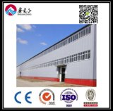 Estrutura de aço personalizados de alta qualidade (Depósito BYSS003)