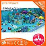 Тематический парк океана Naughty замок тема детский крытый детская площадка лабиринт