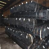 Excellente pipe en acier recuite noire ronde