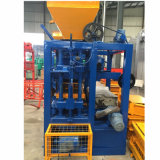 Alto blocchetto vuoto concreto flessibile del lastricatore di Qt4-24b che fa macchina