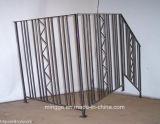 Barandillas del hierro de la venta al por mayor de la fábrica de Shangai