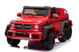 Primo giro del Genitore-Bambino 2018 sull'automobile del giocattolo del bambino del camion