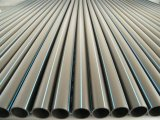 Mit hoher Schreibdichtepolyäthylen- (PE)Wasserversorgung HDPE Rohr
