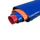 Anti-UVlanglebiges 8 Zoll Kurbelgehäuse-Belüftung Layflat für Wasser-Pumpen-Schlauch