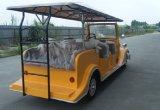 Automobile solare del classico delle 8 sedi