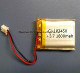 OEM 3,7В литий-полимерные Lipo Li ion аккумулятор для продажи