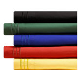OEM in Reeks die van het Blad Microfiber van het Huis van de Leverancier van China de Textiel wordt gemaakt