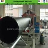 Sistema aflautado de Non-Presssure Sewarge del HDPE del polietileno que hace la máquina