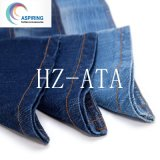ткань джинсыов джинсовой ткани хлопка 10X10 10oz