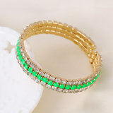New Xuping Jewelry Noble Diamond Bangle