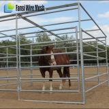Горячие окунутые гальванизированные используемые панели Corral лошади для сбывания