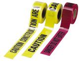 Belüftung-Vorsicht-selbsthaftendes Kreppband für WARNING-gefährliche Bereiche