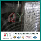 PVC ячеистой сети нержавеющей стали 304 покрыл крен сваренной сетки