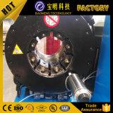 Certificação Ce de alta qualidade cabo hidráulico da máquina de crimpagem de borracha do Acelerador