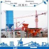 Flamante Hzs automática de elementos prefabricados de hormigón húmedo Fabricante de planta de procesamiento por lotes (HZS25).