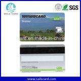 Zahlungs-Bargeld-Plastikkarte des magnetischen Streifen-Cr80