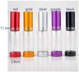 20ml Fles van het Parfum van het Glas van de manier de Glanzende Draagbare Kleurrijke met het Lege Geval Parfum van de Nevel voor Dame