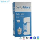 Fabricante de la soda del dispensador del agua de la marca de fábrica del OEM con el cilindro del CO2 de la botella del animal doméstico