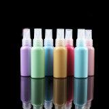 Pequeña botella plástica colorida del animal doméstico de Bottlel 5ml del aerosol de la bomba (PB10)
