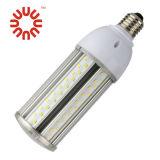 Difundido Bombilla LED E40 al aire libre lámpara del maíz