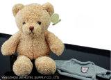 Het hete Stuk speelgoed van Teddy van de Kleur van de Verkoop Bruine