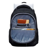 Kundenspezifisches Wholesale Black Travel Business Backpack Daypack für Men