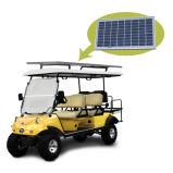 Solar Energy Sitzgolf-Fahrzeug des Golf-Buggy-4+2