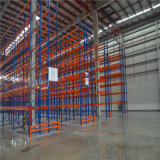 Estante de acero resistente de la plataforma del almacenaje Q345 para la conservación en cámara frigorífica
