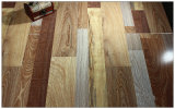 ビニール12.3mm E1 HDF Mirror Beech Wood Laminated Flooring