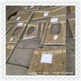 Pedra de granito e mármore supermercado chinês Bancada de cozinha para o varejo