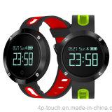 2017 Nieuwe Hete Verkopende Slimme Armband Bluetooth met het Tarief van het Hart