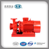 Xbd-W Single-Stage Multi-Sectional Single-Suction Horizontal e Bomba de Incêndio