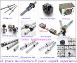 Вал стабилизированного представления линейный с подвергать механической обработке для машины CNC меля