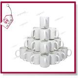 Tasses blanches de la sublimation 11oz en gros avec la photo faite sur commande
