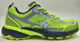 Ярко раскрашенные деревянные мужчин для использования вне помещений обувь Бег спортивную обувь (215)