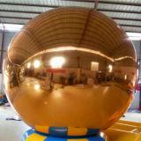 قابل للنفخ ضخم مرآة يزيّن كرة لأنّ منتوج قابل للنفخ