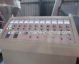 Le double granule de PE d'extrusion de vis réutilisent la machine pour 200kg/H