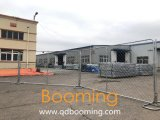 Rifornimento provvisorio della fabbrica della rete fissa della costruzione poco costosa