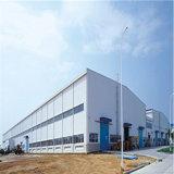 Estructura de Acero Galvanizado prefabricados almacén de la construcción de instalaciones
