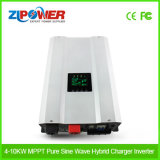 Inversor solar solar híbrido inteligente do inversor 1000W-8000W